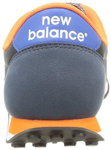 New Balance Herren U410v1 Sneakers Blau (Blue/Orange)