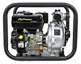 ITCPower GPH50 - Motobomba de gasolina