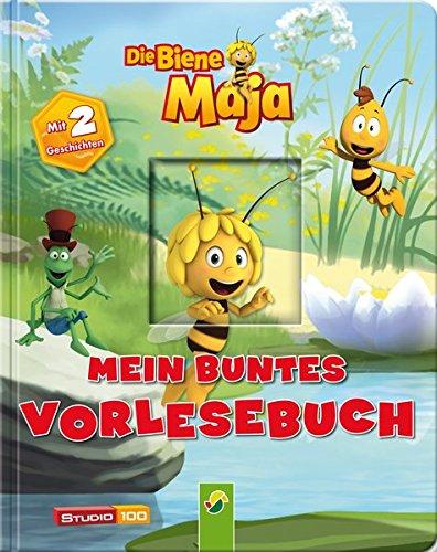 Preisvergleich Produktbild Die Biene Maja - Mein buntes Vorlesebuch: Mit 2 Geschichten