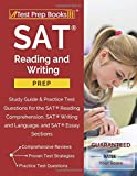 SAT Reading and Writing Prep Study Guide & Practice Test Questions for the
