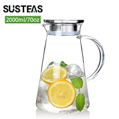 SUSTEAS 2.0 Liter 70 Unzen