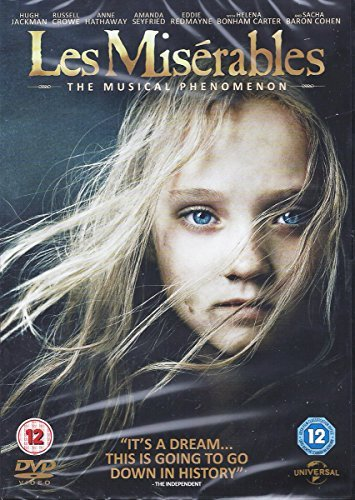 les miserables the musical phenomenon by russell crowe, eddie redmayne anne hathaway