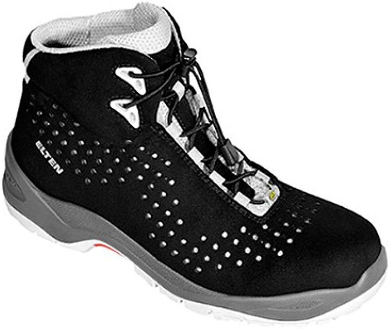 Elten 76245-44 - Taglia 44 calzatura di sicurezza sicurezza sicurezza impulso grigio medio  esd s1 - multiColoreeee | Tocco confortevole  b1ab7e