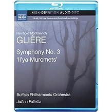 Gliere:Symphony No.3 [Import anglais]