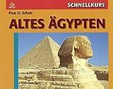 Schnellkurs Altes Ägypten - Piotr O. Scholz, Torsten Michaelis