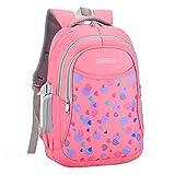 Mädchen Rucksäcke Schulrucksäcke Schulranzen Schultasche Sports Rucksack mit der Großen Kapazität GudeHome