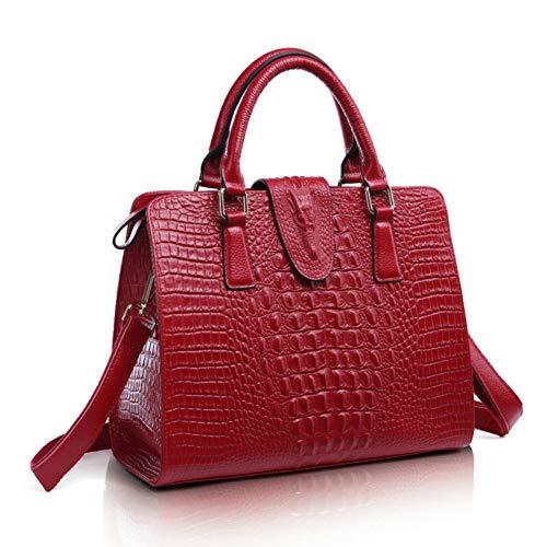 HWUDFSLG Frauen Berühmte Marken Mode Handtasche Top Leder Frauen Umhängetasche Luxus Handtaschen Weibliche Schultertasche Designer