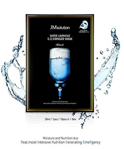 [JM Solution] máscara jengibre luminosa agua, color