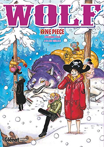 One Piece Color Walk Edition simple Tome 8