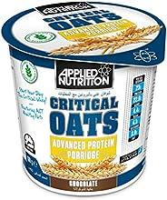 Applied Nutrition Critical Oats Protein Porridge Chocolate, 60 g
