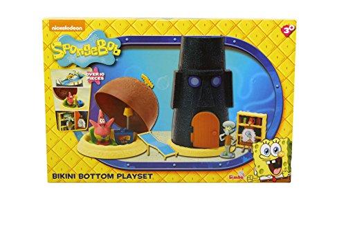 Simba 109498806 - SpongeBob - Bikini Bottom Spielset