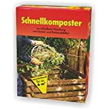 Schnellkomposter 10kg Pack Komposter Kompostierhilfe Kompost Mist 2x 5kg Faltschachtel GPI