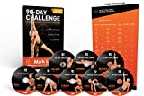 MARK LAUREN'S FIT OHNE GERÄTE | 90-Day Bodyweight Challenge | 8 DVD Total Fitness Functional Exercise Program (English) [DVD]
