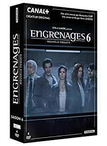 "Afficher ""Engrenages n° 6 Engrenages, saison 6"""