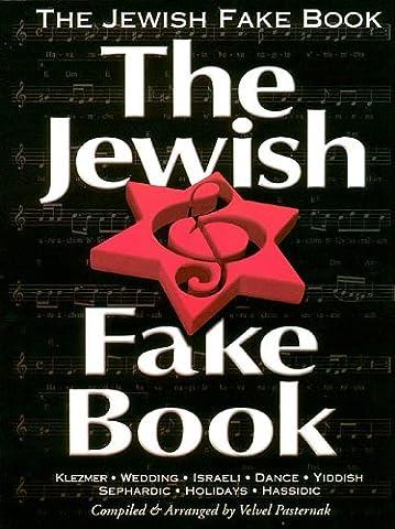 The Jewish Fake Book (Fake Books)