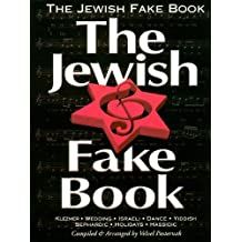 Partition : Jewish Fake Book Over 200 Songs