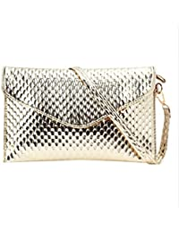 Blingg Envelope Clutch Sling Bag Gift For Women's & Girl's/Fashionable Sling Bag For Women/Women Stylish PU Leather...