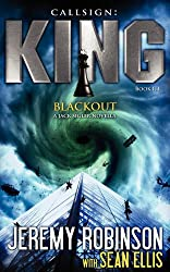 Callsign King - Book 3 - Blackout (a Jack Sigler - Chess Team Novella)