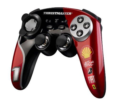 PC, PlayStation 3 - Thrustmaster F1 Wireless Gamepad Ferrari F60 - Limited Edition [UK Import]