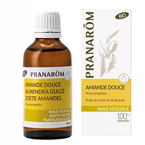 Pranarôm - HUILES VEGETALES - Amande douce BIO - 50 ml