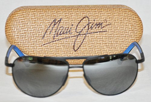 maui-jim-297-2m-black-and-blue-neutral-grey-leeward-coast-aviator-sunglasses