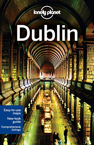 Lonely Planet Dublin, English edition (City Guides)
