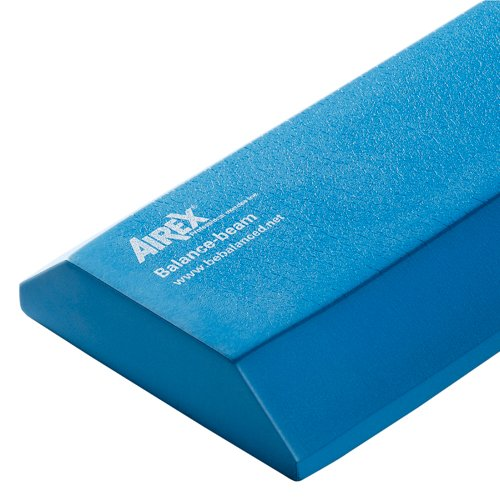 Airex Balance-Beam Tapis d'entrainement Bleu 160 x 24 x 6 cm
