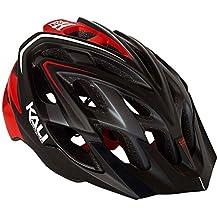 Kali MTB Chakra Plus - Casco para bicicleta de montaña, color multicolor , talla S ( 52 - 58 cm ) ,talla S ( 52 - 58 cm )