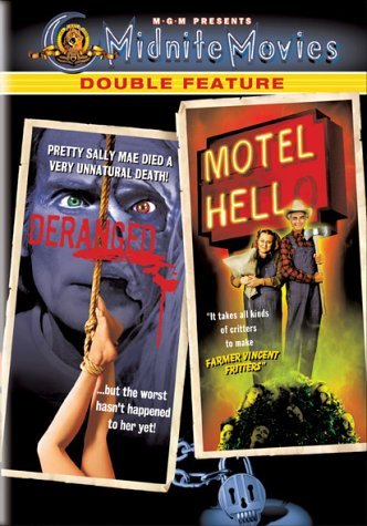 Deranged / Motel Hell (Midnite Movies Double Feature) by Roberts Blossom