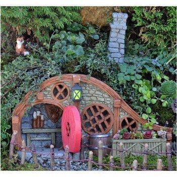 La racine rouge Bungalow de fiddlehead