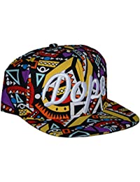 Mens EE8GQBK02 Baseball Cap, Multicoloured (Fantasia), One Size Versace Jeans Couture