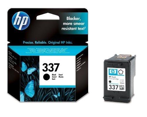 HP 337Tintenpatrone, für Tintenstrahldrucker, Schwarz -