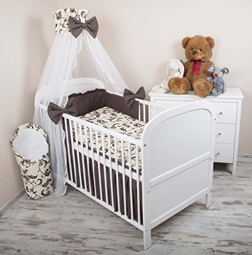 Zwillingszimmer baby  Babybett Nestchen Set: Amazon.de
