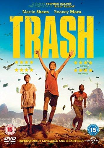 Trash [DVD] [2015] by Rooney Mara