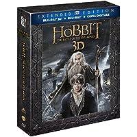 Lo Hobbit: La Battaglia Delle Cinque Armate (Extended Edition) (5 Blu-Ray 3D + Blu-Ray + Copia Digitale);The Hobbit  - The Battle Of The Five Armies
