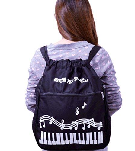 action-cloud-music-element-bag-canvas-backpack-school-bag-travel-rucksack-gift-b-345-black