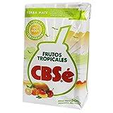 Yerba Mate CBSé Fruits Tropicaux 500g