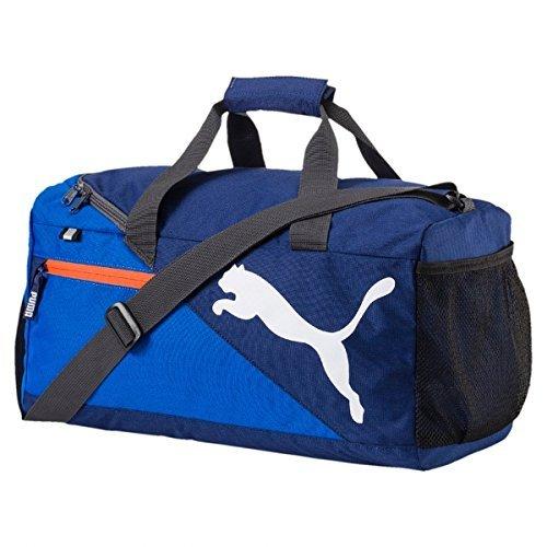 PUMA Fundamentals Sports Bag S Sporttasche, Lapis Blue, 48 x 24 x 3 cm