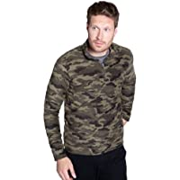 Mountain Warehouse Mens Camber Fleece Top - Lightweight Top, Breathable Sweater, Quick Drying Pullover, Extra…