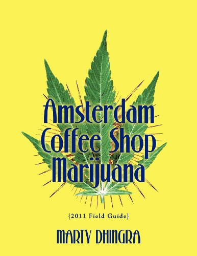 Amsterdam Coffee Shop Marijuana