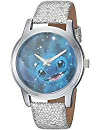 Disney Women's 'Lilo and Stitch' Quartz Metal Casual Watch