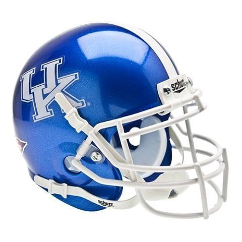 NCAA Kentucky Wildcats Collectible Mini Helmet by Schutt