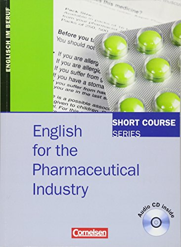 Short Course Series - English for Special Purposes / B1/B2 - English for the Pharmaceutical Industry,