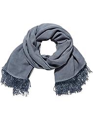 TOM TAILOR Damen Stola fringed scarf/cape/504