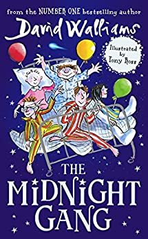 The Midnight Gang by [Walliams, David]
