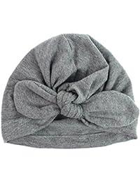 Diademas para bebé Sannysis sombrero de copa con bowknot (03)