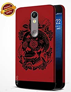 alDivo Premium Quality Printed Mobile Back Cover For MOTO X FORCE / MOTO X FORCE Case Cover (TS223)