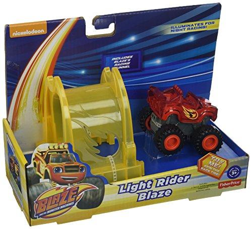 Fisher Price Nickelodeon: Blaze and The Monster Machines - Light Rider Blaze (Dtv23) Preisvergleich