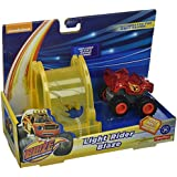 Fisher-Price Nickelodeon Blaze & The Monster Machines, Light Rider Blaze Vehicle