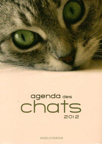 Agenda des Chats 2012 par